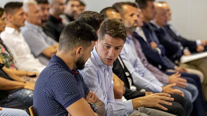Absolts els 36 futbolistes acusats d'arreglar partits de futbol