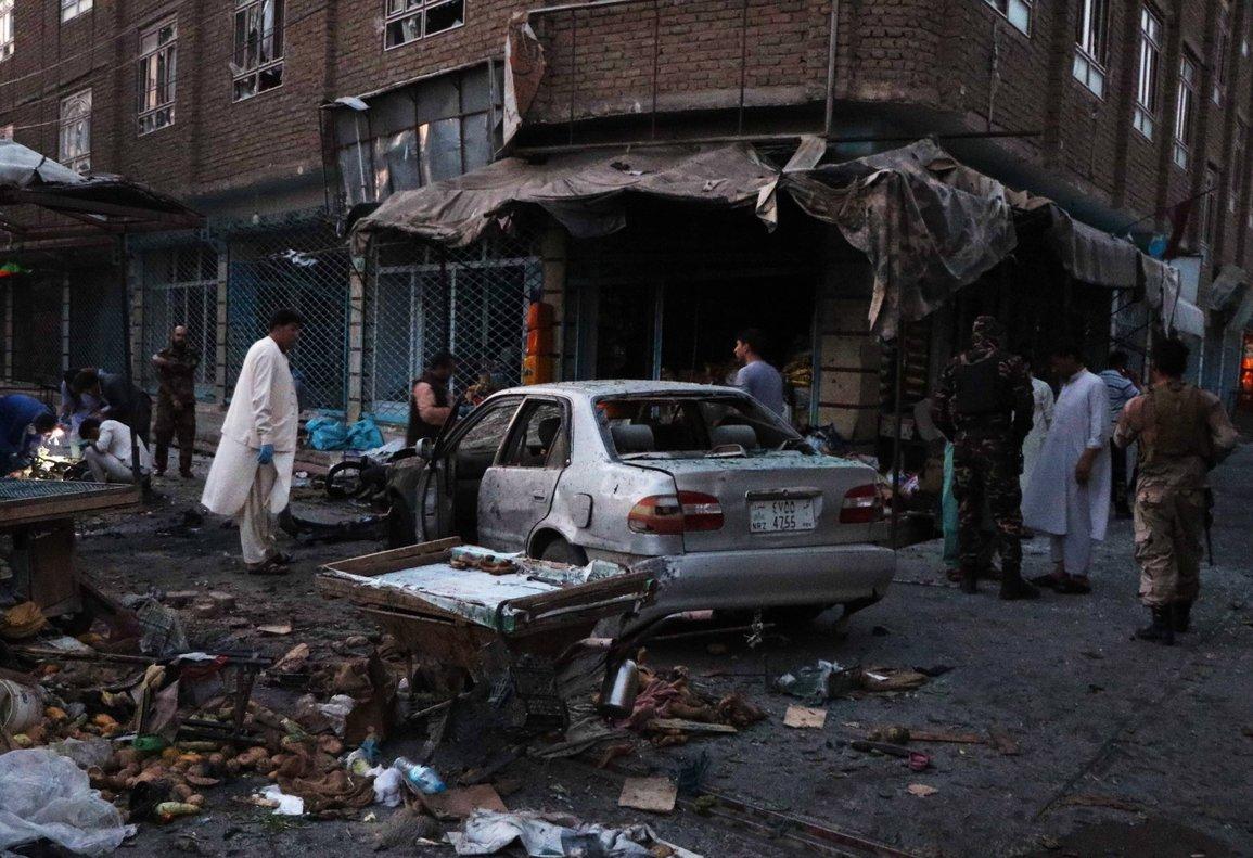 El secretario general de la OTAN, Jens Stoltenberg, dijo que la paz en Afganistán está más cerca que nunca.