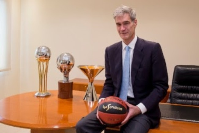 Antonio Martín, nou president de l'ACB