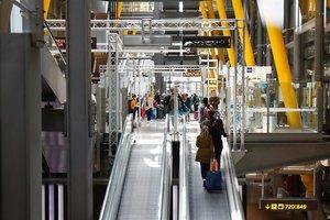 Desconvocada la vaga de neteja a l'aeroport de Madrid