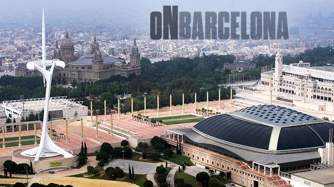Lo que queda del diseño olímpico de Barcelona 92.