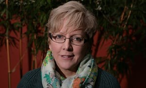 Carrie Gracie.