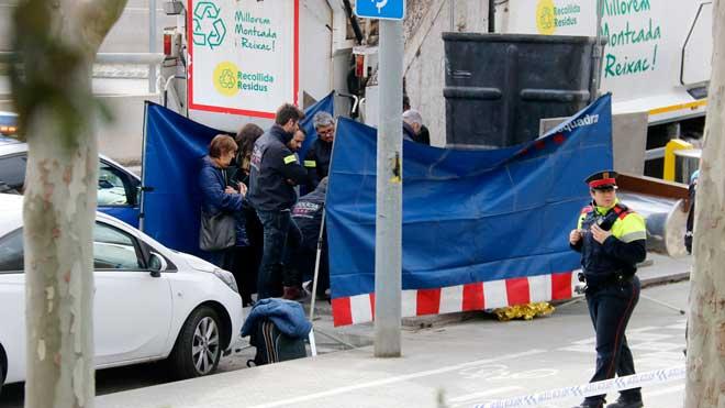 Trobat un nadó mort en un contenidor de Montcada i Reixac (Barcelona)