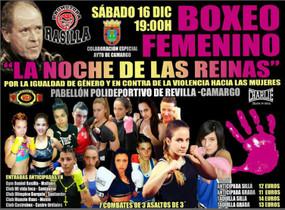 Camargo se retira de la velada de boxeo femenino financiada por prostíbulos