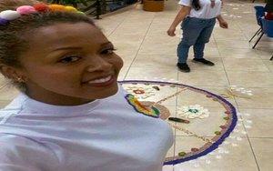 La activista socialLucy Villarreal asesinada en Colombia.