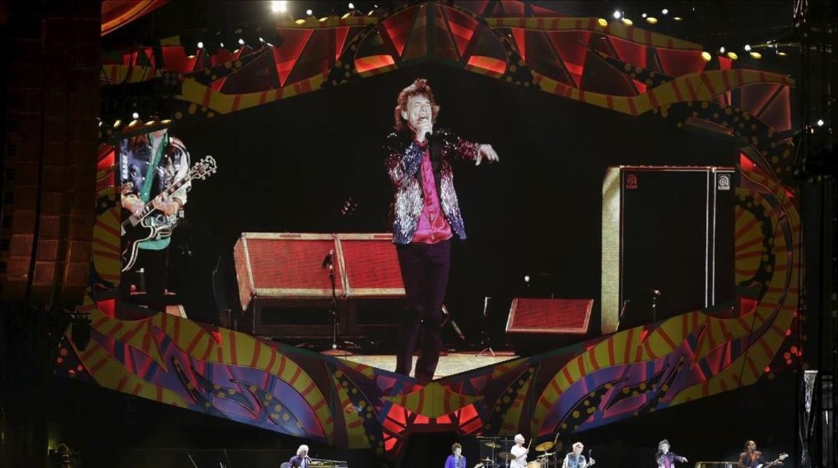 Lo mejor del concierto, en imágenes