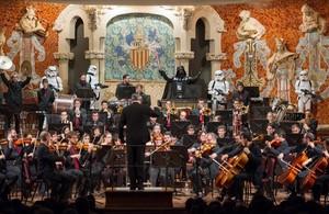 concierto star wars en el palau de la musica