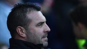 David Unsworth, sustituto de Koeman en el Everton