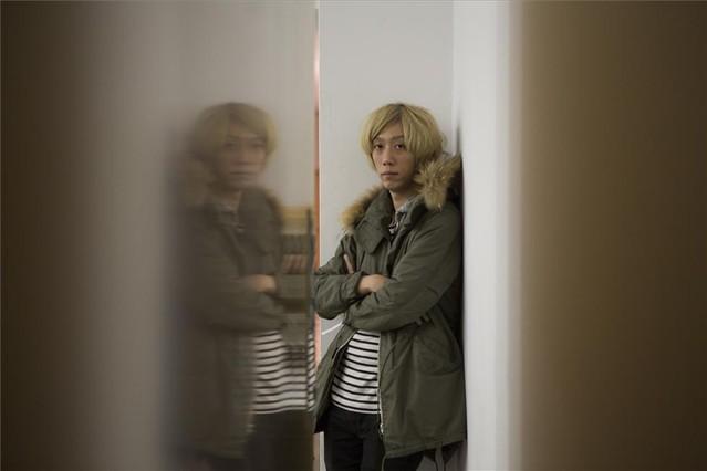 El dibujante Inio Asano en el Salón del Manga de Barcelona.