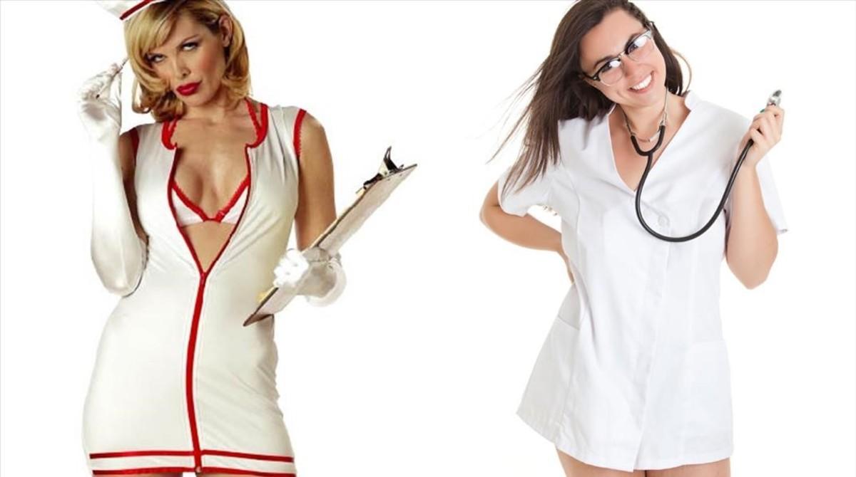 Disfraces de enfermeras sexis.