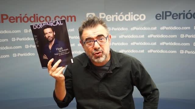 Pau Arenós presenta els continguts de Dominical.