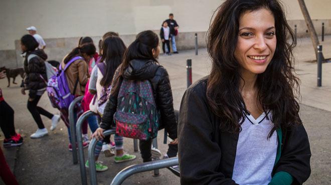 Entrevista con la fotógrafa Diana Zeyneb Alhindawi.