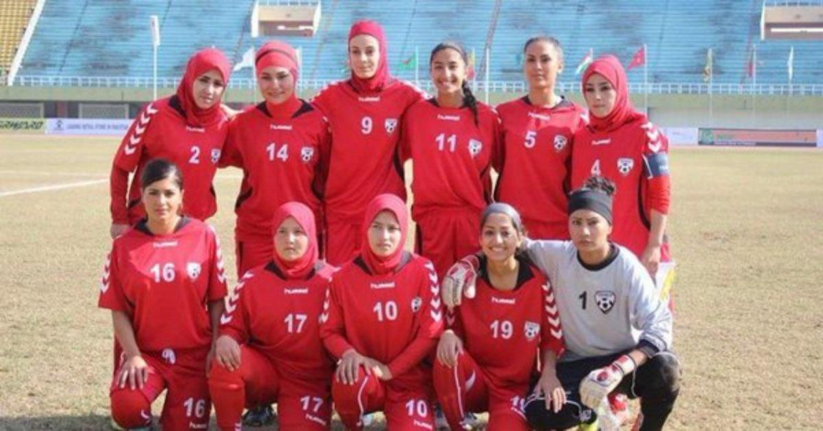 L'Afganistan investiga la violència sexual, amenaces i violacions a l'equip femení de futbol