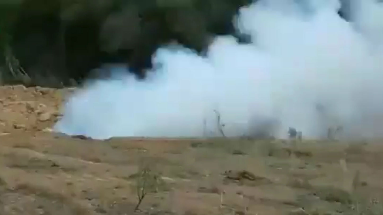 Escape de gas etileno en una empresa cerca de Santa Margarida i els Monjos, este jueves