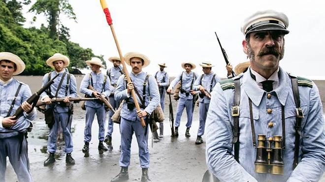 Tráiler de 1898 Los últimos de Filipinas.