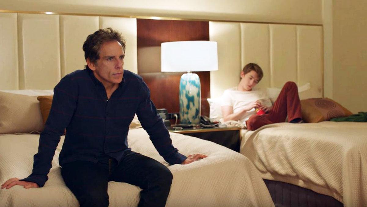 'Qué fue de Brad': las dudas de Stiller