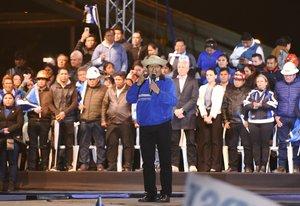 El Constitucional ya autorizó a Morales para un tercer mandato.