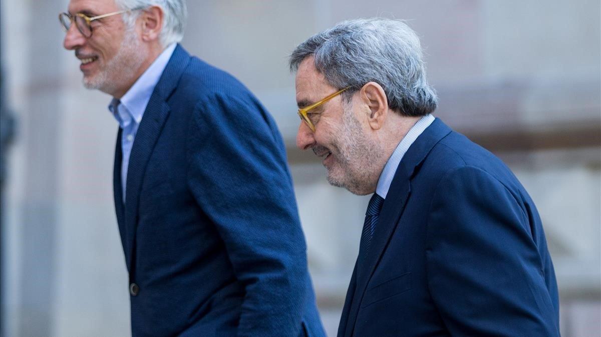 """El Banc d'Espanya es va assabentar per la """"premsa"""" dels sobresous de CatalunyaCaixa"""