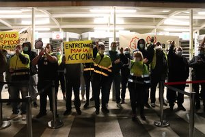 Els sindicats impugnen l'ero d'Acciona i els seus 556 acomiadaments davant el TSJC