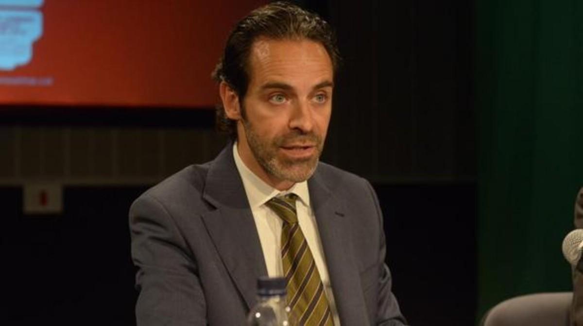Antoni Molons, secretario de difusiones y atención ciudadana de la Generalitat.
