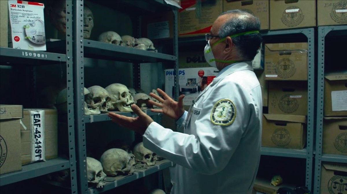 Fotograma de El cuarto de los huesos, la cinta de Marcela Zamora que se ha llevado una mención especial y el Premi Amnistia Internacional en el DocsBarcelona.
