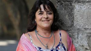Giovanna Valls, en Barcelona.