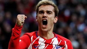 El futbolista francés Griezmann seguirá en el Atlético de Madrid