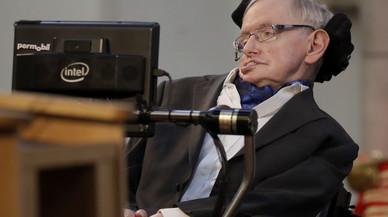 ¿Stephen Hawking sap què hi havia abans del 'big bang'? Sí: res
