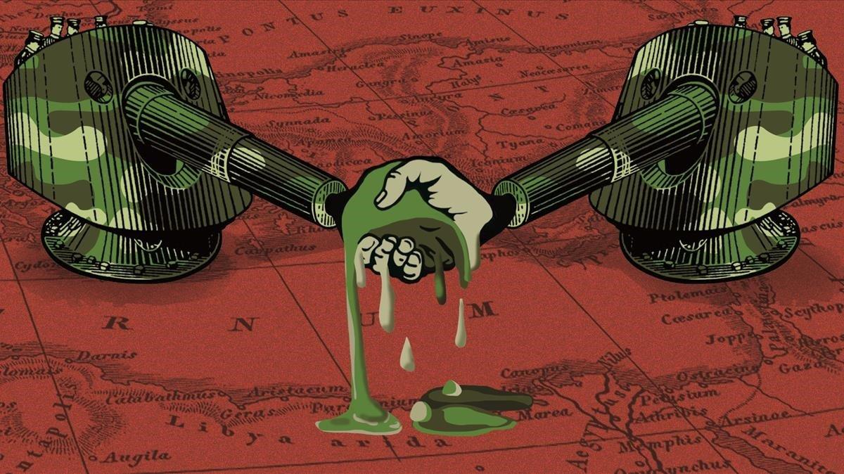 Siria, los kurdos y los aliados de usar y tirar
