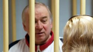 Imagen de archivo de el exespía ruso, Sergéi Skripal, en una audiencia en el Tribunal Militar del distrito de Moscú, en el 2006.