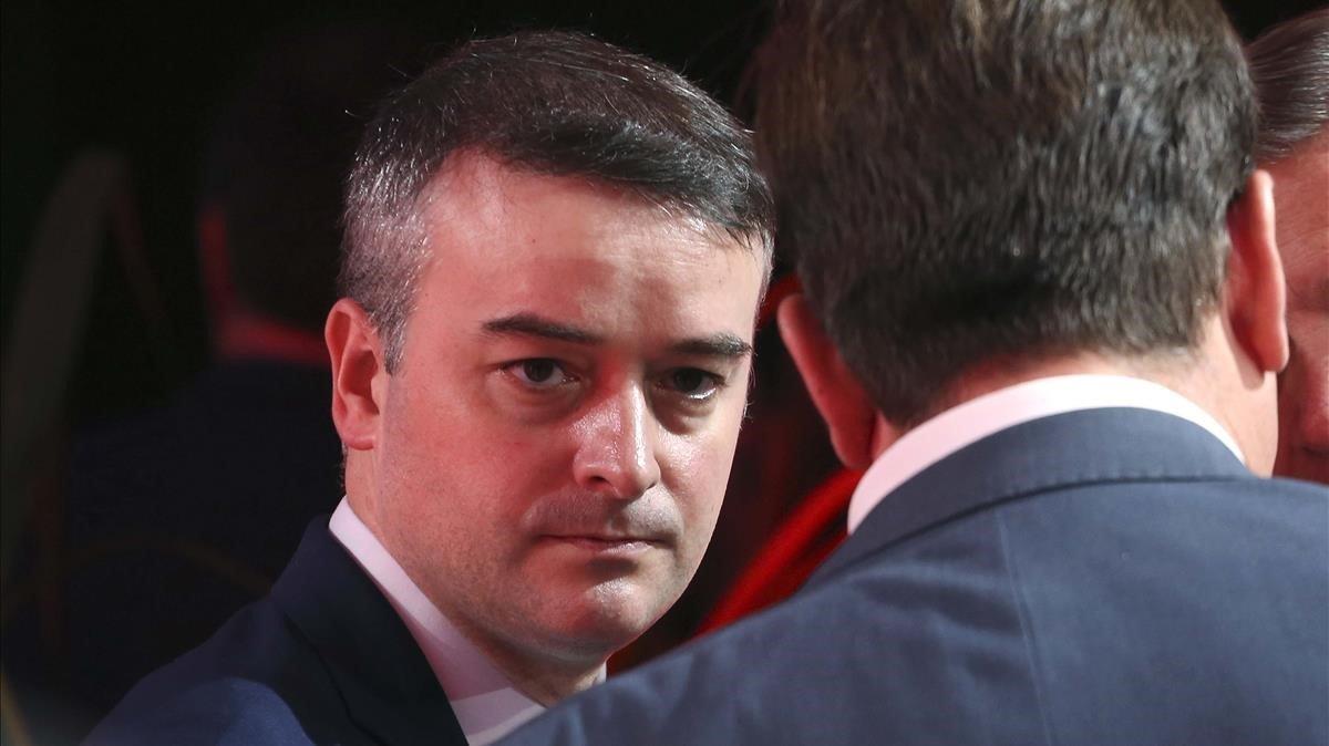 Iván Redondo, director del Gabinete de Pedro Sánchez