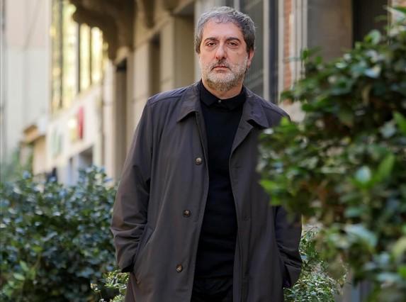 El escritor Javier Olivares, en una imagen reciente.