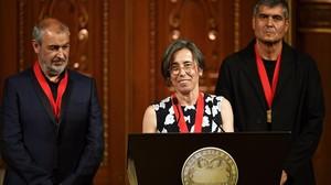 Els catalans Aranda, Pigem i Vilalta reben el premi Pritzker a Tòquio