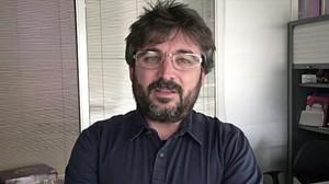Una imagen de archivo del periodista Jordi Évole.