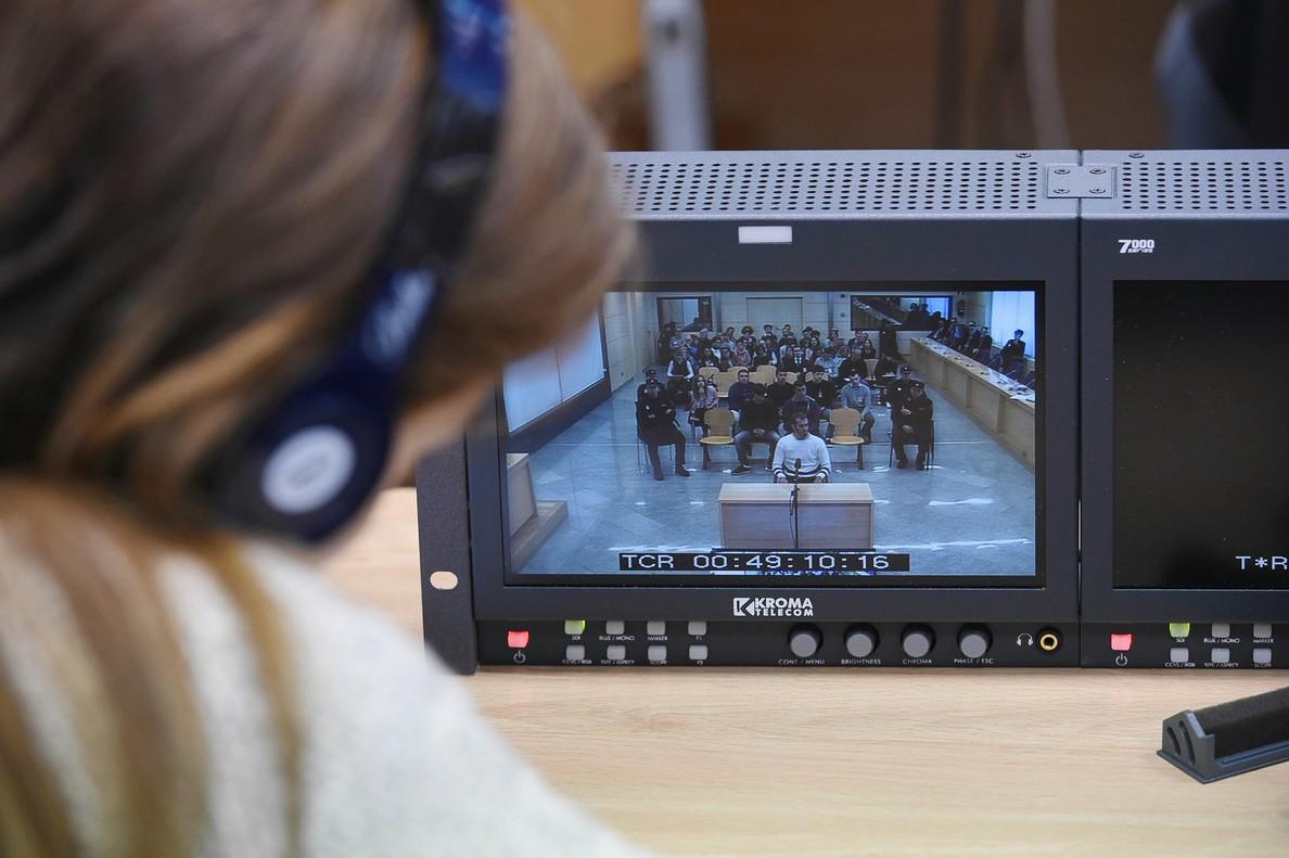 """Un capitán de la Guardia Civil vincula a dos de los acusados con el """"entorno de la disidencia de ETA"""""""