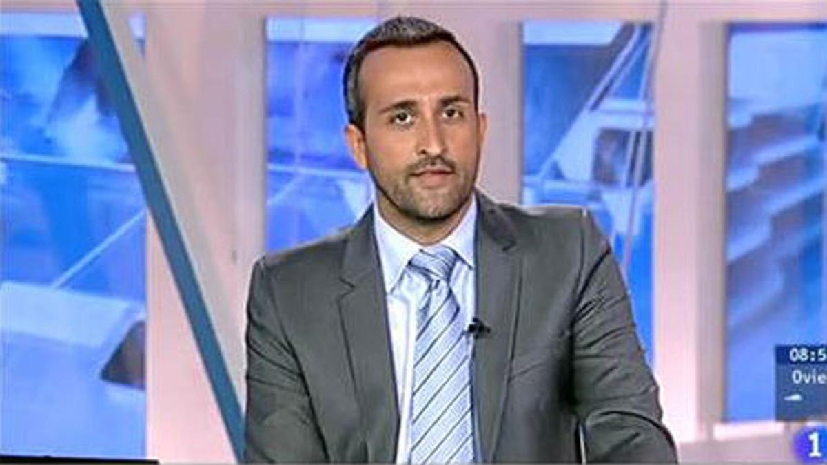 Julián Reyes, director Deportes TVE.