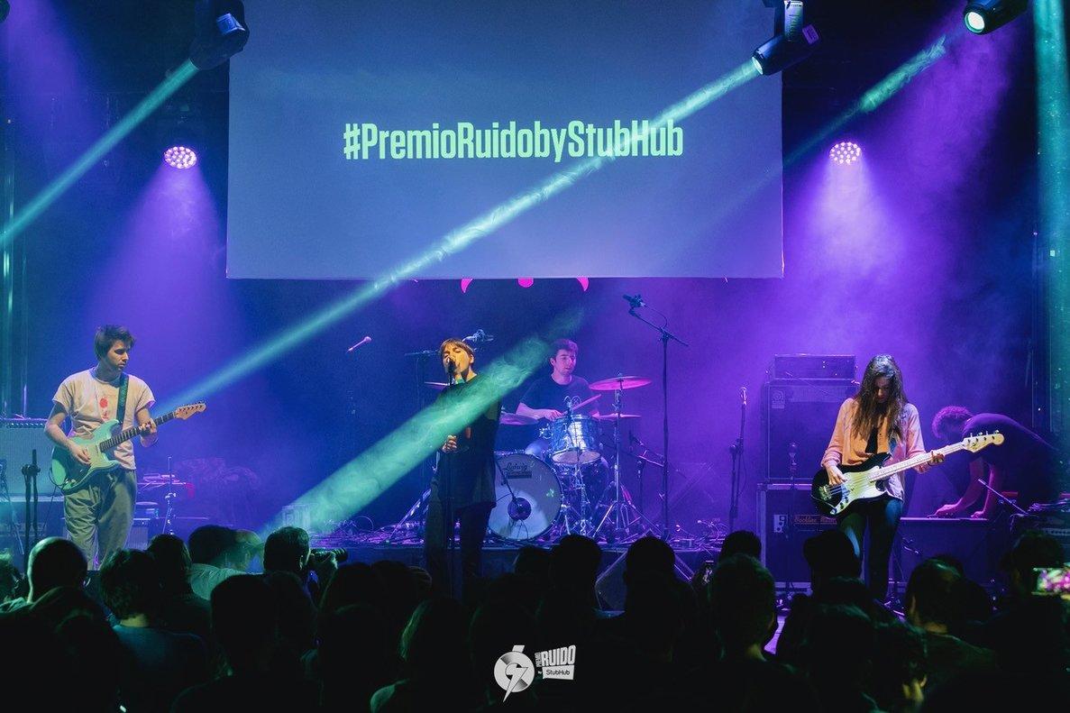 Última edición de Premios Ruido de enero de 2019, en Sala But