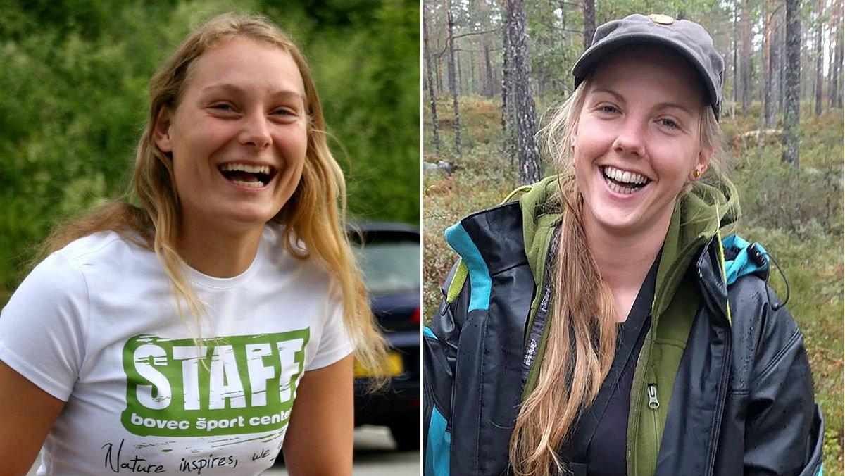 Las dos turistas degolladas en Marruecos: la danesa Louisa Vesterager Jespersen (izquierda) y la noruega Maren Ueland.