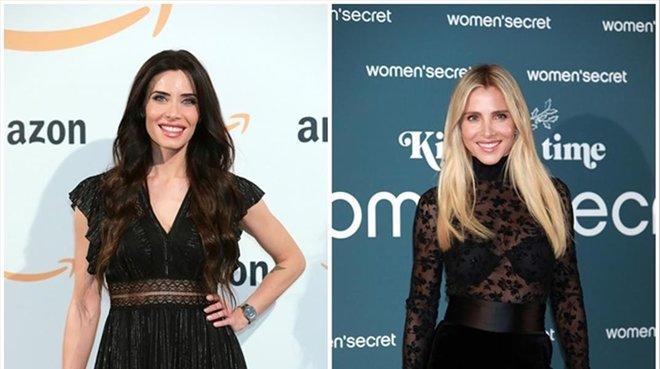 Elsa Pataky y Pilar Rubio encabezan el ranking de las famosas a las que las españolas nos gustaría parecernos.
