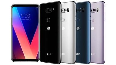 LG esconde cinco móviles V30 en conocidos lugares de Barcelona y reta a encontrarlos
