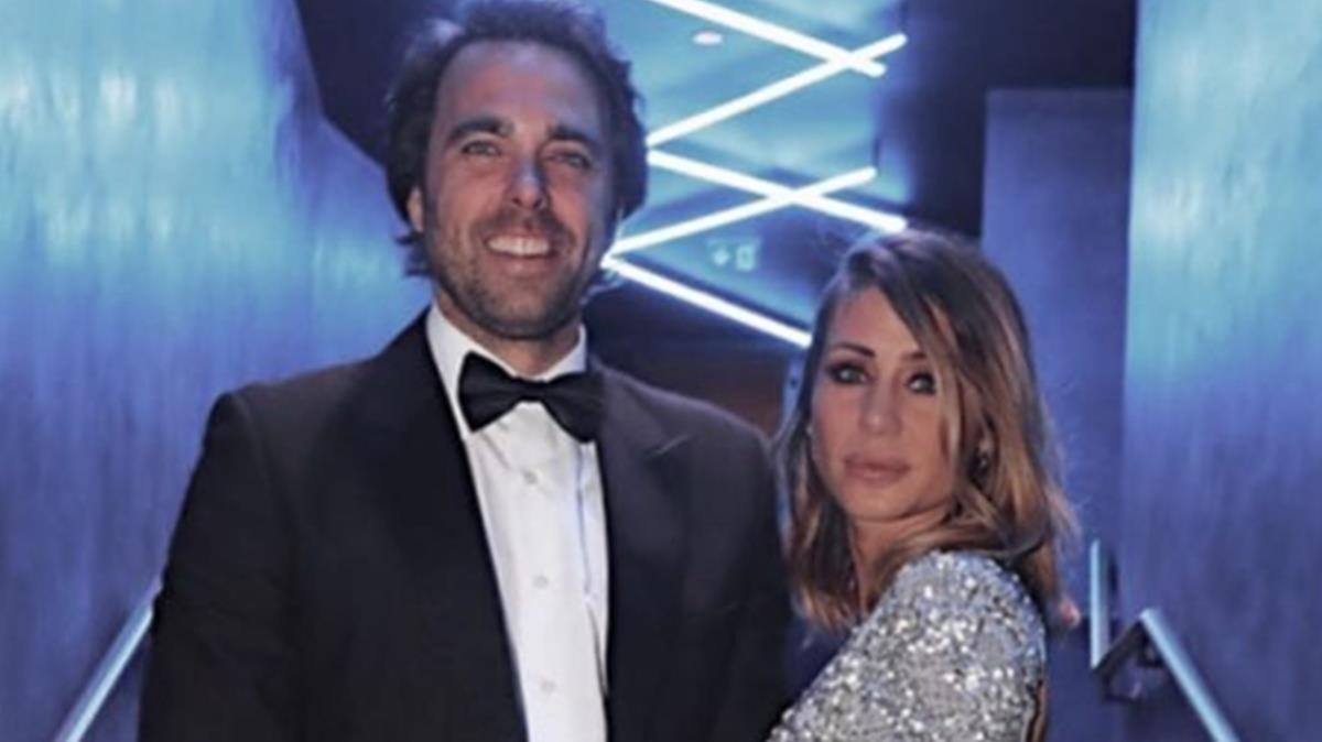 Elena Tablada y Javer de Ungría.