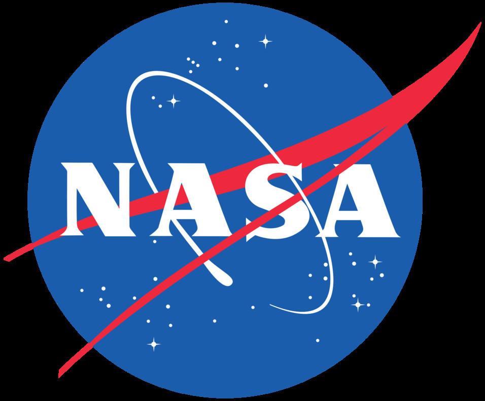 Logo de la NASA.