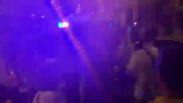Manifestación vecinal contra la ocupación en Rambla de Prim