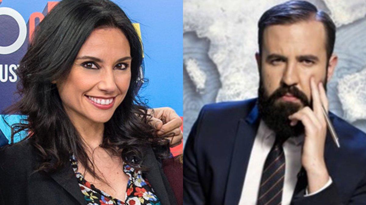 Marta Flich y Antonio Castelo, nuevo colaboradores de..
