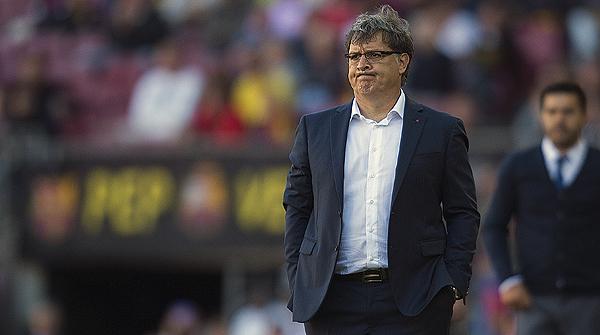 Després dempatar davant el Getafe, el tècnic blaugrana reconeix que potser no es mereix seguir entrenant el Barça.