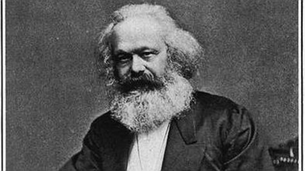 10 Frases De Karl Marx Per Commemorar El Bicentenari Del Seu