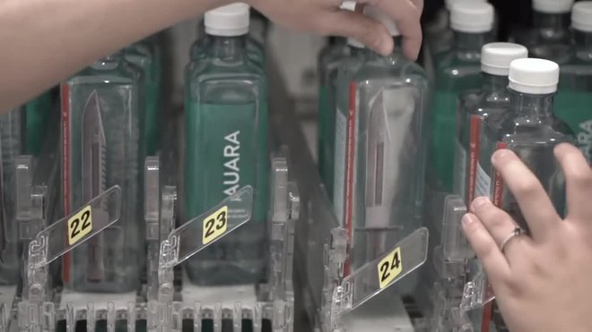 La campaña del Día Mundial del Agua dela empresa social AUARA: El agua como arma de guerra