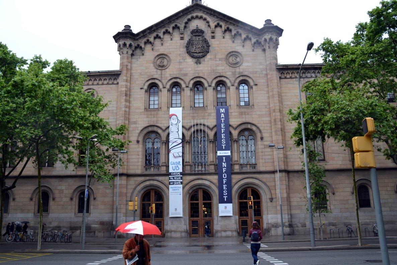 La Universitat de Barcelona lleva más de 20 años celebrando este evento.