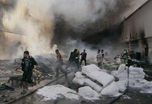 Israel responde a cohete de Gaza con bombardeo.