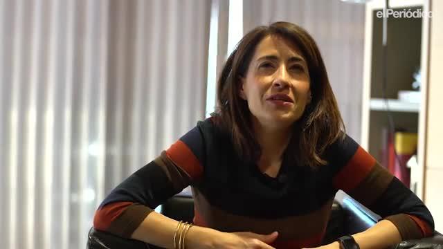 El minuto indiscreto de Raquel Sánchez, alcaldesa de Gavà.
